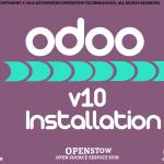 INSTALL ODOO 10 ON UBUNTU16.04