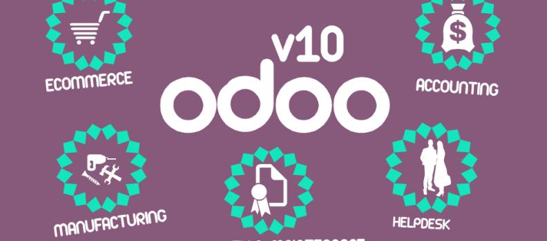 Odoo 10 : Explore the Changes
