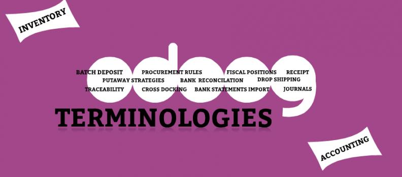Odoo 9 Terminologies